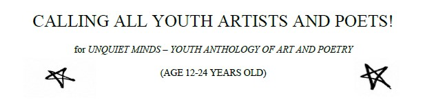 Calling all youth artists and poets!