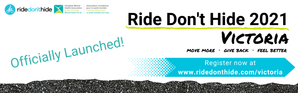 Ride Don't Hide 2021 Launches!